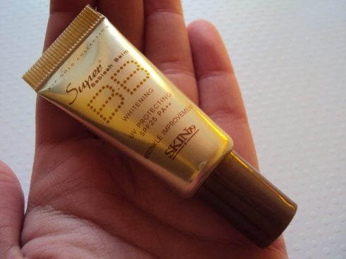 Super BB Cream The Gold Colection