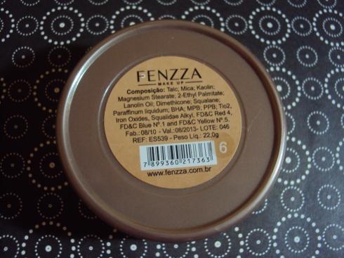 Blush Fenzza cor 06
