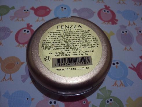 Sombra Baked Fenzza - Cor 03