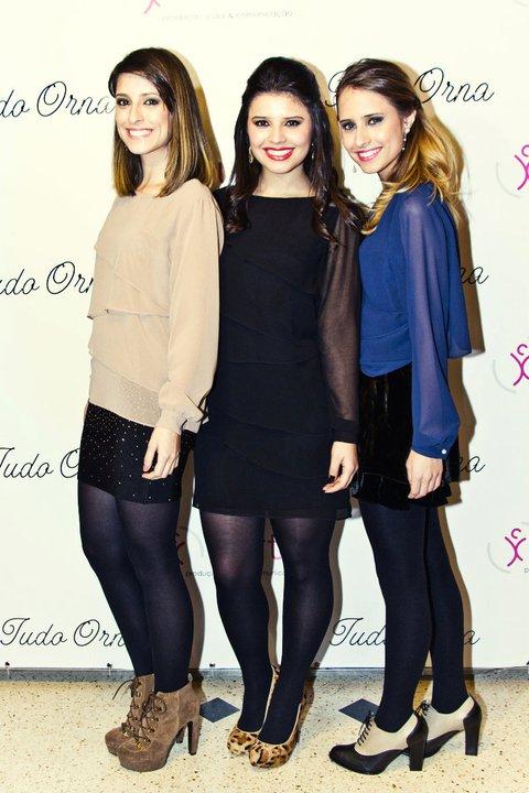 Bárbara, Débora e Julia