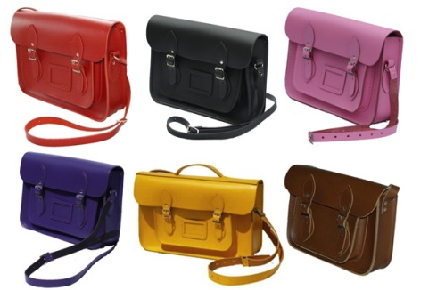 Bolsa Classic Cambridge Satchel