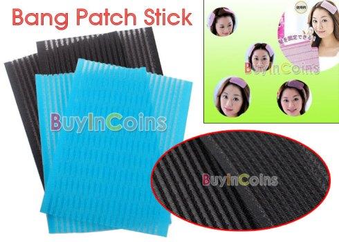 Velcro para o cabelo - Imagem retirada do site www.buyincoins.com