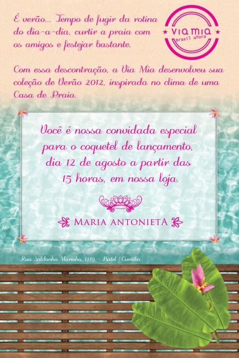 Convite Curitiba