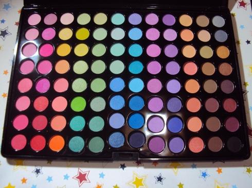 Palette 96 cores