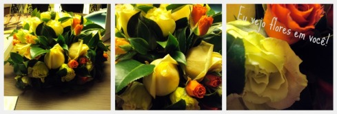 Flores by Tina Gabriel